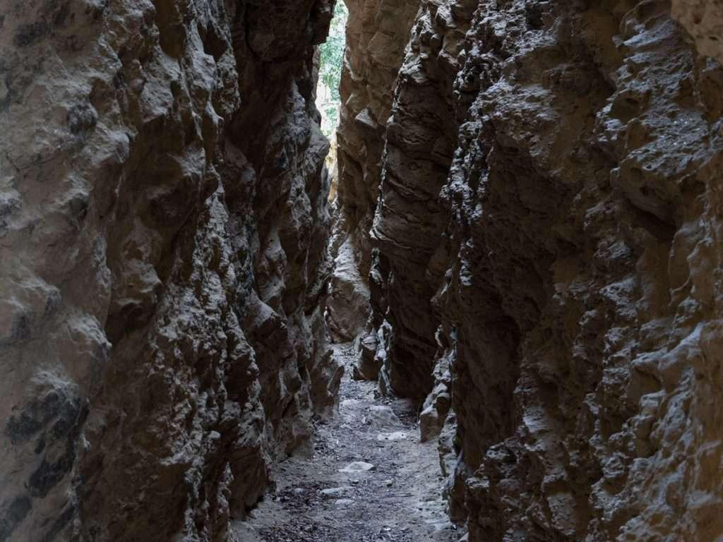 Cosa fotografare in provincia di Fermo:La fessa di Smerillo.
