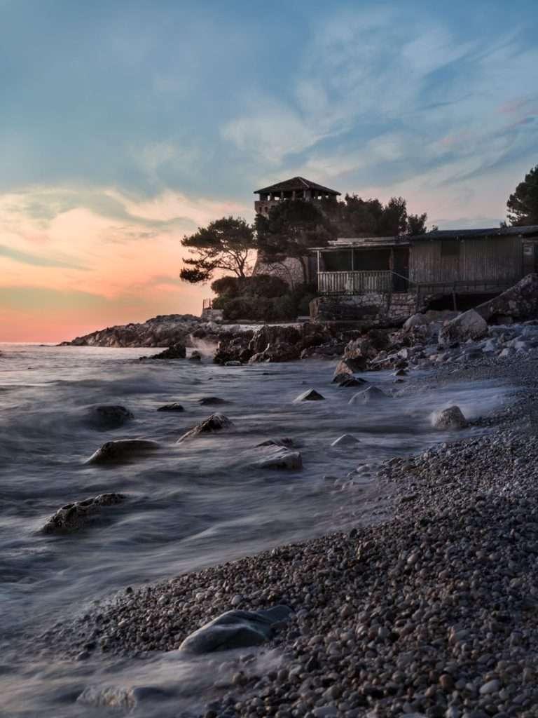itinerario fotografico al Parco del Conero:la Torre di guardia