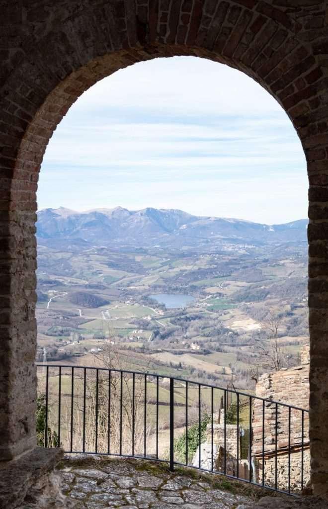 Cosa vedere in provincia di Fermo. Cosa fotografare a Smerillo.