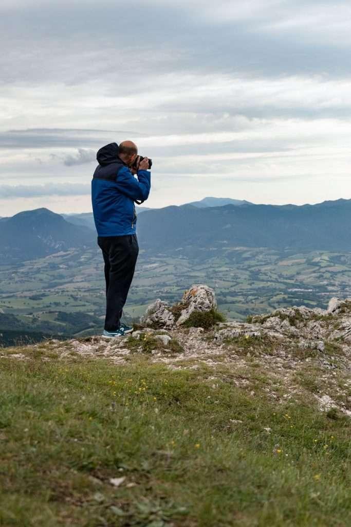 Come scattare foto di paesaggi:fai un sopralluogo